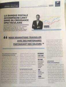 Bertrand Lebarbier, président de Linkt - l'opérateur télécom BtoB du groupe Altitude, revient sur sa levée de fonds de 50 M€