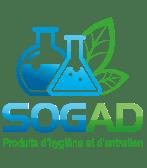 Logo SOGAD produits d'hygiène et d'entretien