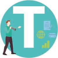 La lettre T de TCO
